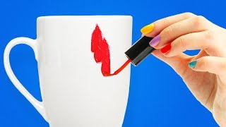 Download 21 LIFE HACKS FOR CUPS AND PLATES Video