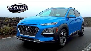 Download 2018 Hyundai Kona CUV FIRST DRIVE REVIEW (2 of 2) Video