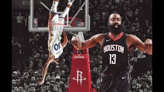 Download Rockets Rain Down 16 Threes in Game 2 to Tie Series 1-1 vs. Warriors Video