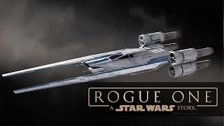 Download Rogue One: A Star Wars Story ″Designing the U-wing″ Video