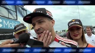 Download ¿Estuvo bien sancionado Rossi por el pontonazo a Castellano? TC 2018 Video