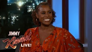 Download Issa Rae on Emmy Nomination for 'Insecure' & Betty White Backlash Video