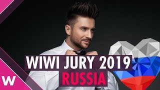 Download Eurovision Review 2019: Russia - Sergey Lazarev ″Scream″ | WIWI JURY Video