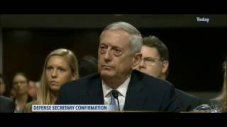 Download General James 'Mad Dog' Mattis mops the floor with Senator Kirsten Gillibrand Video