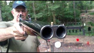 Download Pedersoli 20 gauge Howdah Pistol Video
