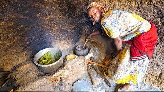Download Village Food in Central Africa - RWANDAN FOOD and AMAZING DANCING in Rural Rwanda, Africa! Video