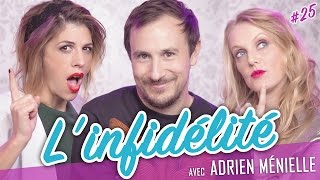 Download L'infidélité (feat. ADRIEN MENIELLE) - Parlons peu... Video