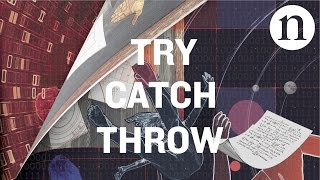 Download 'Try Catch Throw': A science fiction motion comic Video