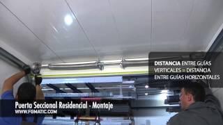Download Como Instalar puerta seccional residencial. Video