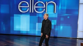 Download Ellen Shares the Secret to Living Forever Video