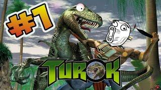 Download DINOSAURIOS Y GERARDOS!!! -Turok Dinosaur Hunter Video