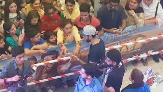 Download Fahad Mustafa at gigamall islamabad Video