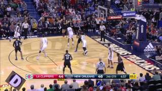 Download Los Angeles Clippers at New Orleans Pelicans - December 2nd, 2016 Video