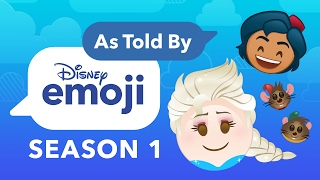 Download As Told By Emoji Compilation: Full Episodes of Season 1 | Disney Video