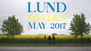 Download LUND, SWEDEN MAY 2017 Video