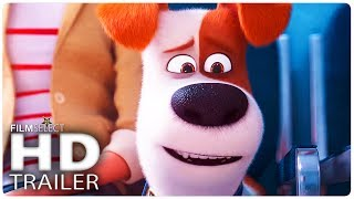 Download THE SECRET LIFE OF PETS 2 Trailer (2019) Video