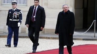 Download TV de #Francia se burla del nieto de Raul Castro. #Cuba Video