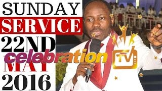 Download SUN. 22ND MAY 2016 with Apostle Johnson Suleman #THE CHOSEN VESSEL Video