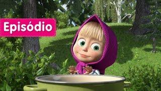 Download Masha e o Urso - Dia de Geleia 🍒(Episódio 6) Video