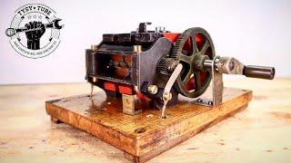 Download Old Magneto for Phone calls - Restoration Video
