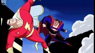Download Superman vs Shazam | Justice League Unlimited Video