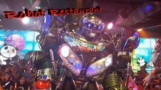 Download Robot Restaurant - Tokyo - 1080p HD Video