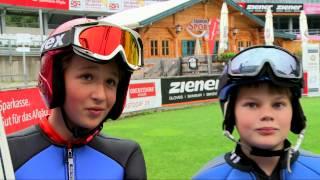 Download Nachwuchstraining des Skiclubs Oberstdorf Video