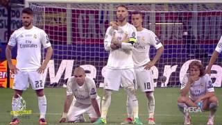 Download Así se vivieron los penaltis que llevaron a levantar la Undécima al Madrid Video