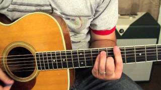 Download Bruno Mars - ″The Lazy Song″ - Guitar Lessons - Acoustic - Barre Chords - How to Play Video