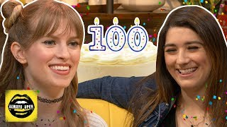 Download 100 Episodes, 100 Questions - Always Open | Rooster Teeth Video
