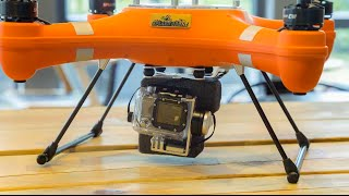 Download Splash Drone AUTO Stop Motion Unboxing and Testing by User Feike Video