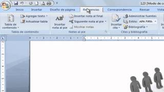 Download Word referenca, shënime, fusnota, referencat bibliografike Video