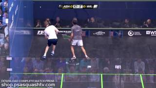 Download Squash : Is this Ramy's best single game of squash ever? Video