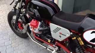 MOTO GUZZI V7 RACER SCARICO GPR GPR EXHAUST SYSTEMS Free