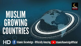 Download Top Countries Where Muslim Population Will Increase The Most By 2050 Video