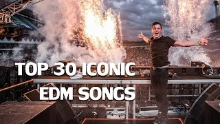 Download Top 30 Most Iconic Edm Songs   Rave Nation Video