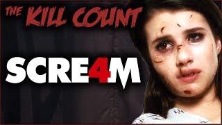 Download Scream 4 (2011) KILL COUNT Video