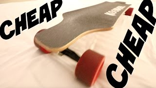Download CHEAPEST Electric Skateboard REVIEW Video