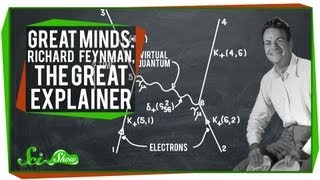 Download Richard Feynman, The Great Explainer: Great Minds Video