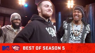 Download Best Of Season 5 Moments ft. Mac Miller, French Montana & More 🙌 Wild 'N Out Video