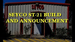 Download Announcement and Seyco ST-21 Scroll Saw Assembly Video
