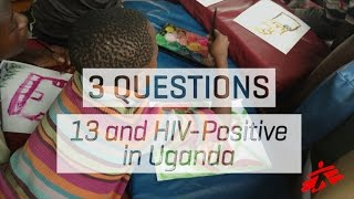 Download 13 and HIV-Positive in Uganda Video