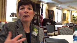 Download Anne Stewart of Smithers-Oasis Shares Experience Meeting Members of Congress Video