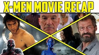 Download Complete X-Men Movie Recap: What You Need to Know Before Deadpool 2 Video