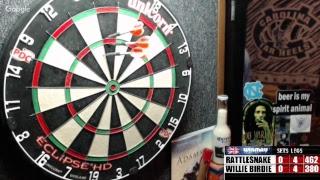 Download Rattlesnake vs Willie Birdie -WDA darts Video