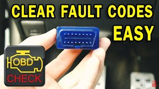 Download How to easy Read/Clear car Fault Codes [ELM327] OBD II Video
