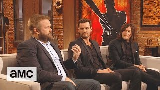 Download Talking Dead: 'Daryl's Journey Down Easy Street' Highlights Ep. 708 Video