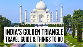 Download India's Golden Triangle Travel Guide - Tour the World TV Video