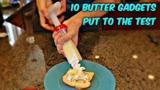 Download 10 Butter Gadgets Put to the TEST Video