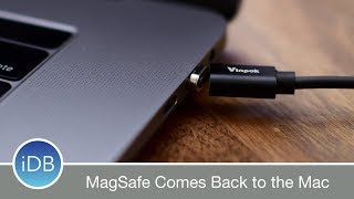 Download Review: Bolt-S USB-C Cable Brings MagSafe Back to MacBooks Video
